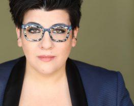 Jasmin Singer headshot